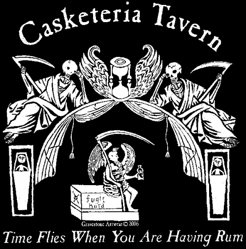 Casketeria Tavern<br>(Short or Long Sleeve)