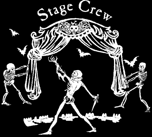 Stage Crew<br>(Short or Long Sleeve)